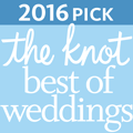 2016 Pick: The Knot Best of Weddings