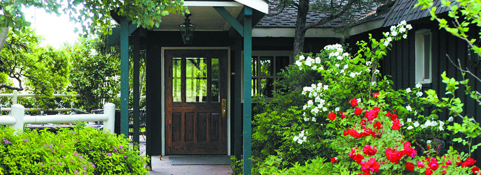 Greenbriar Inn front entrance
